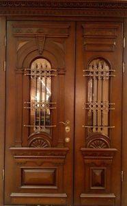 Модернизация входной двери