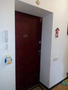 Исходный вариант двери