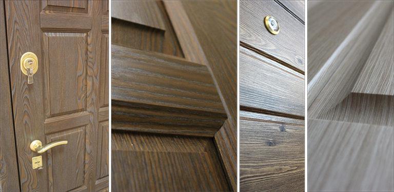 Реставрация входных дверей от компании Металлострой